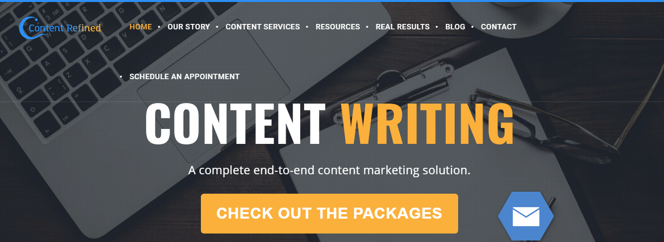 Content Refined Review- Content Writing
