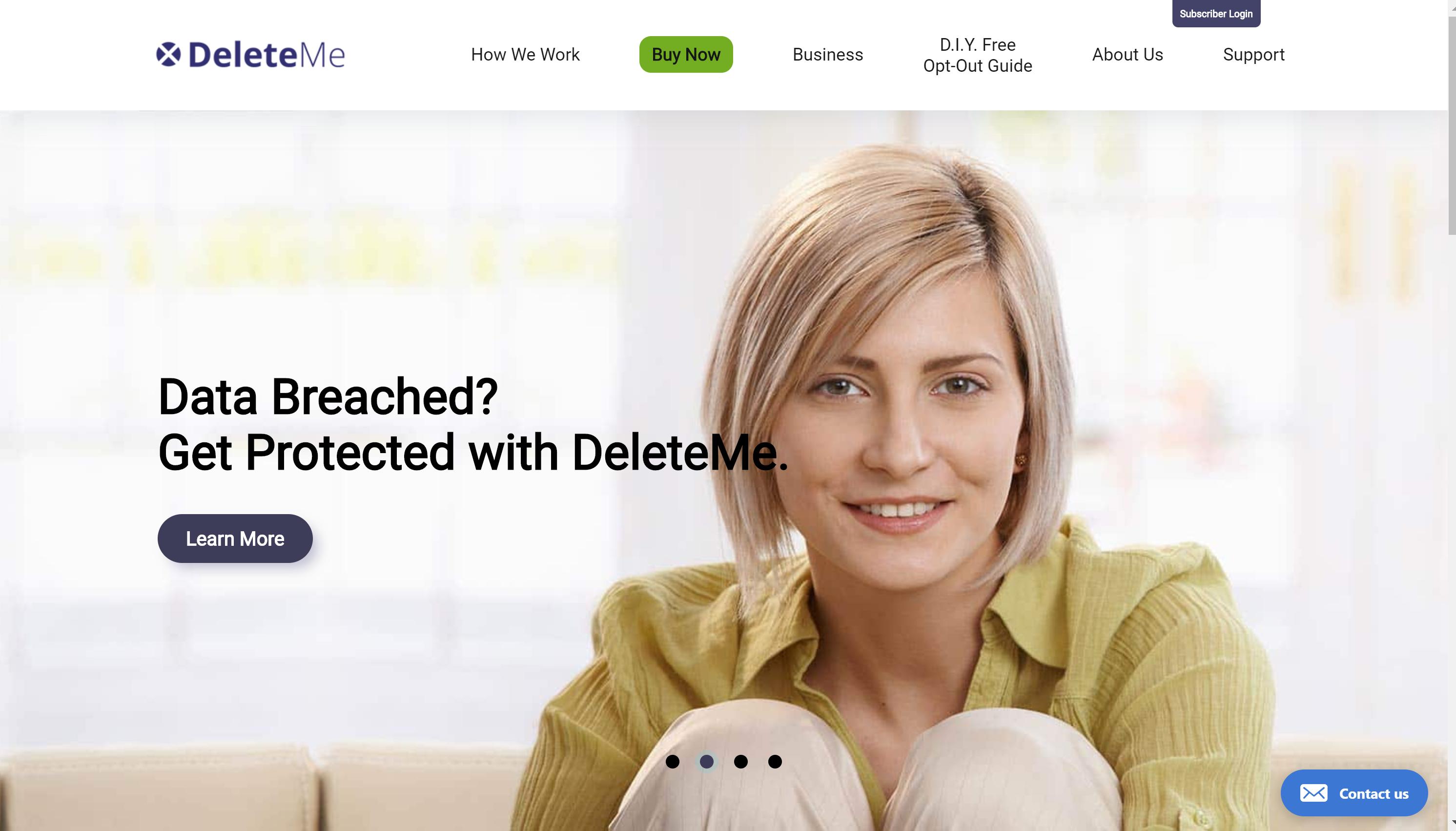 DeleteMe review