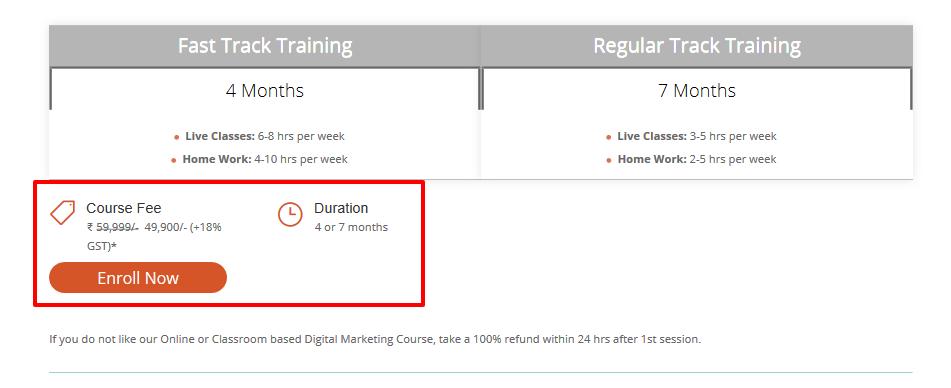Digital Marketing Course- Digital Vidya Review Pricing
