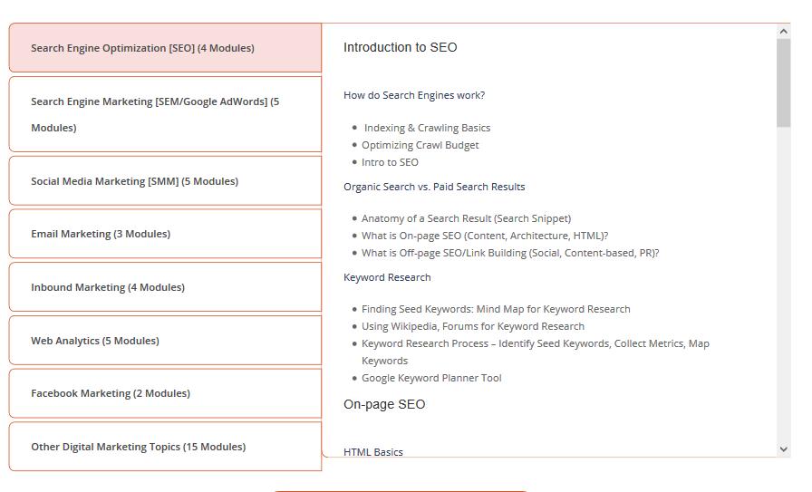 Digital Marketing Course- Digital Vidya Review