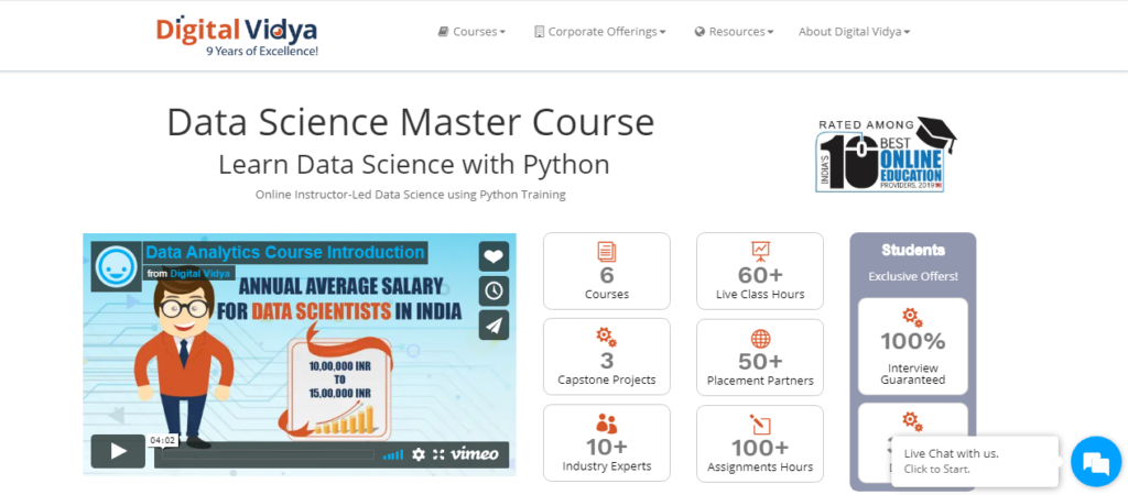 Digital Vidya Python Data Science Course Review 2021: Is ...