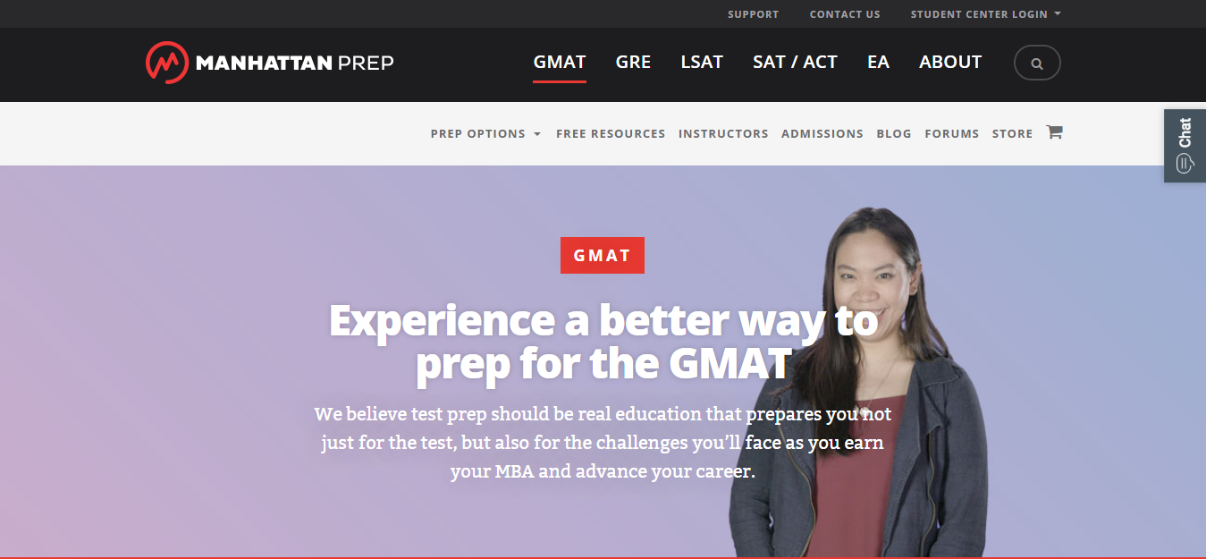 GMAT discount- Manhattan Prep