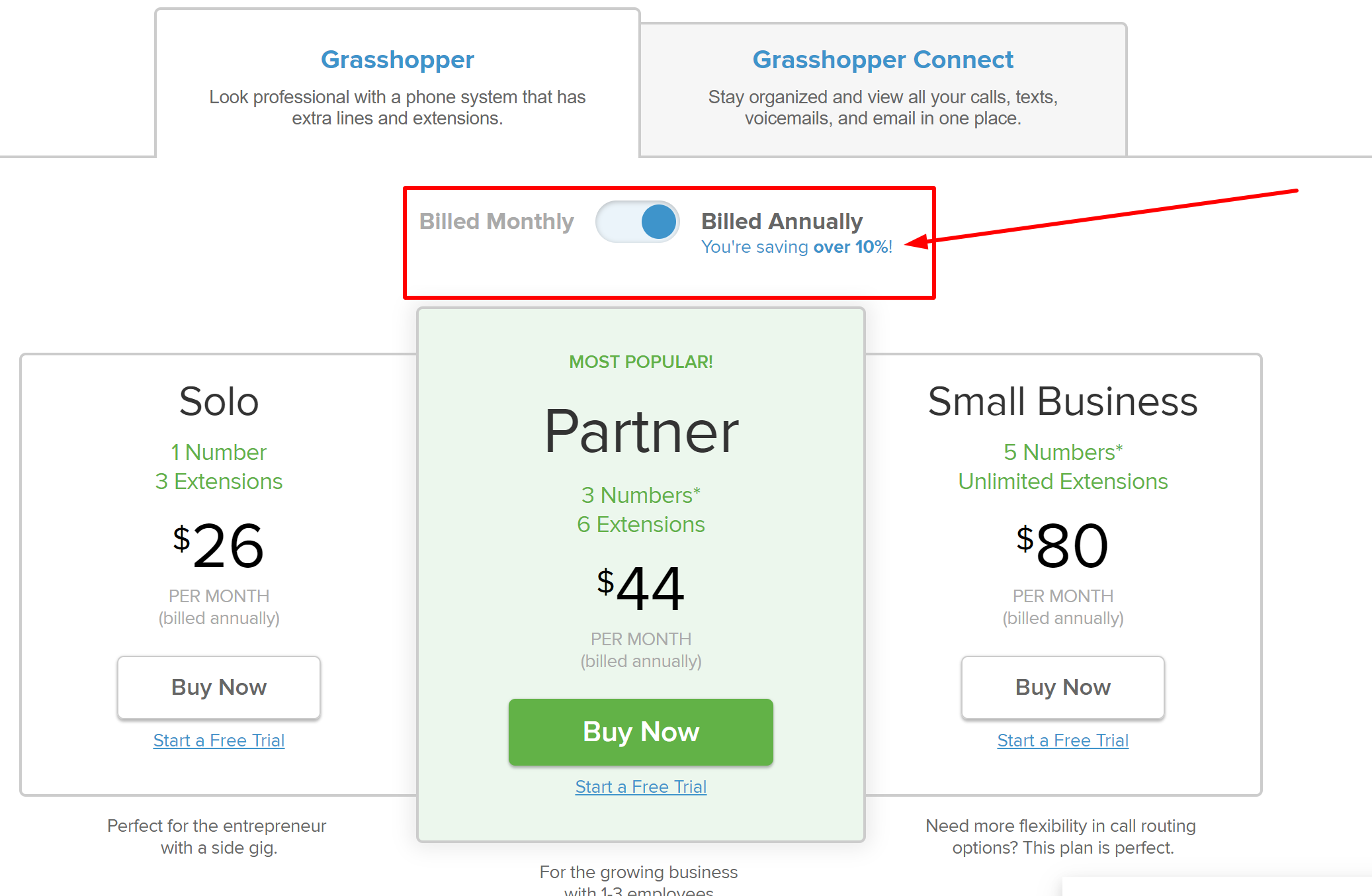 Grasshopper Review: Virtual Phone System Discount Coupon 10% OFF