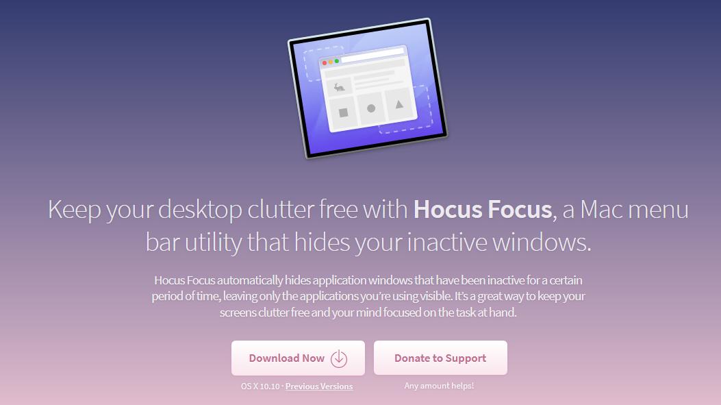 Hocus Focus- Apps To Help In Focus