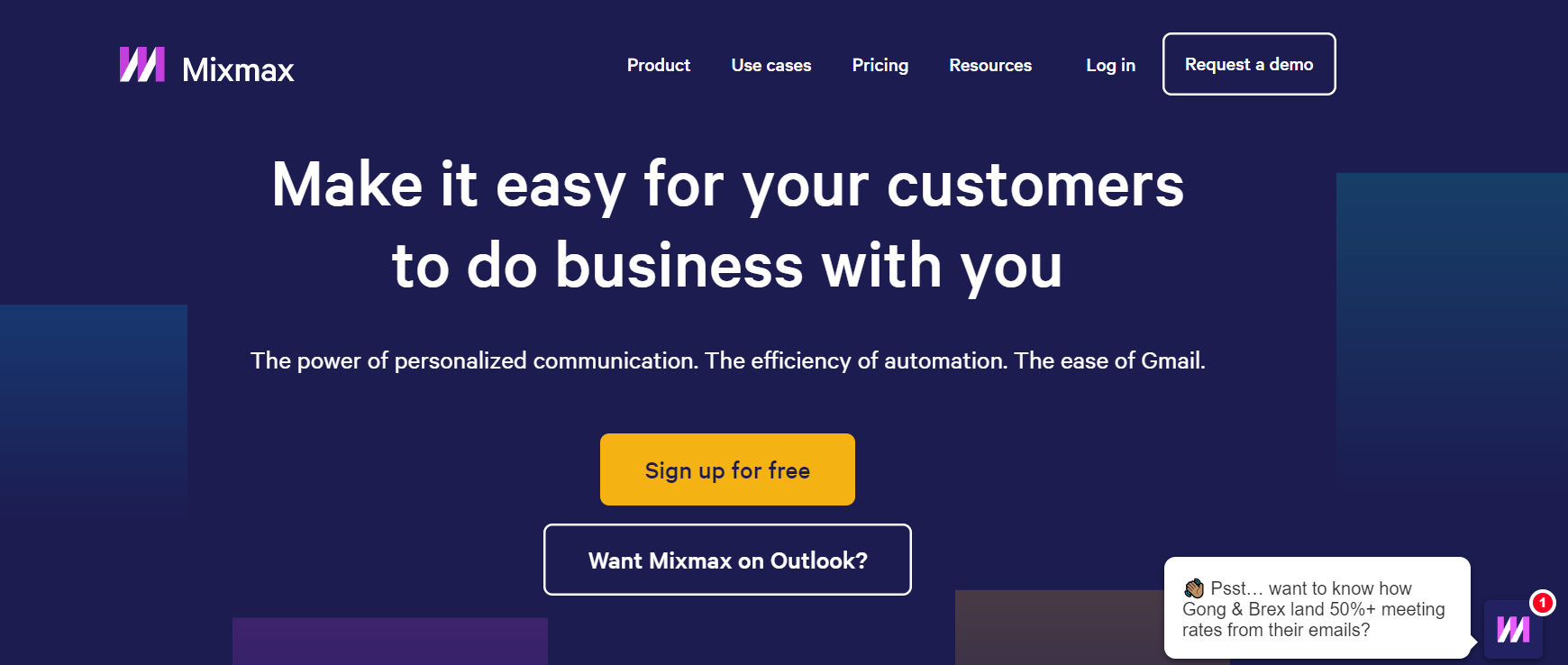 Mixmax - Gmail for Small Business