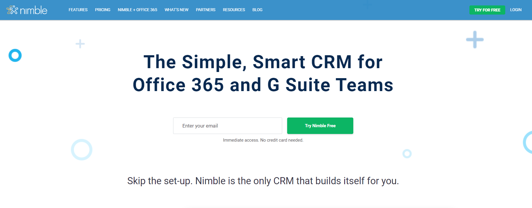 Nimble - CRM Software To Grow Your Business