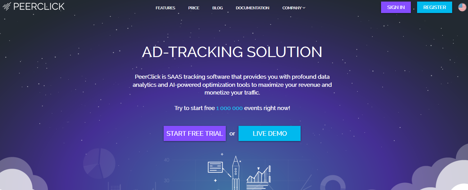 Peerclick- Cloak Facebook Ads With Peerclick