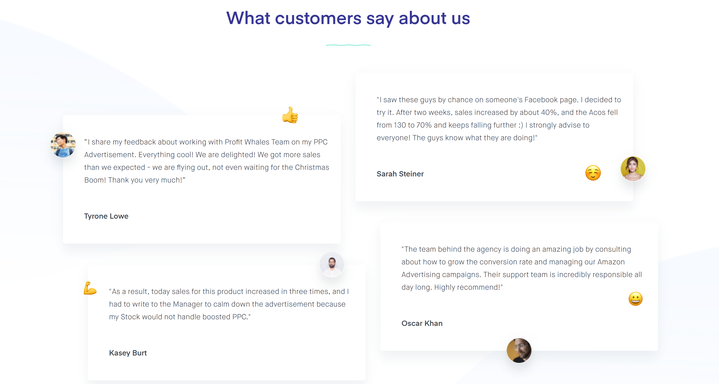 Profit Whales customer reviews