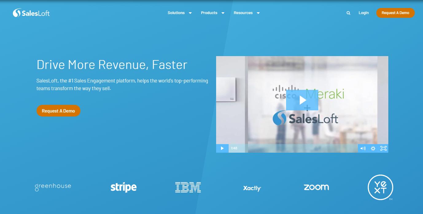 SalesLoft - #1 Sales Engagement Platform