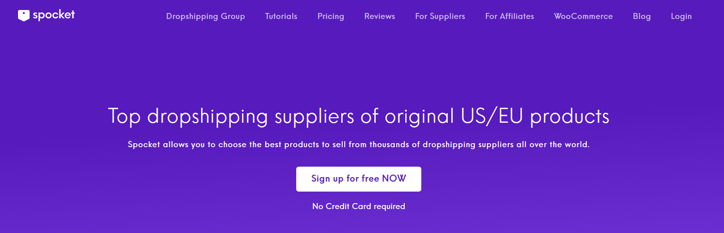 Spocket Review- A Reliable Dropshipping Supplier