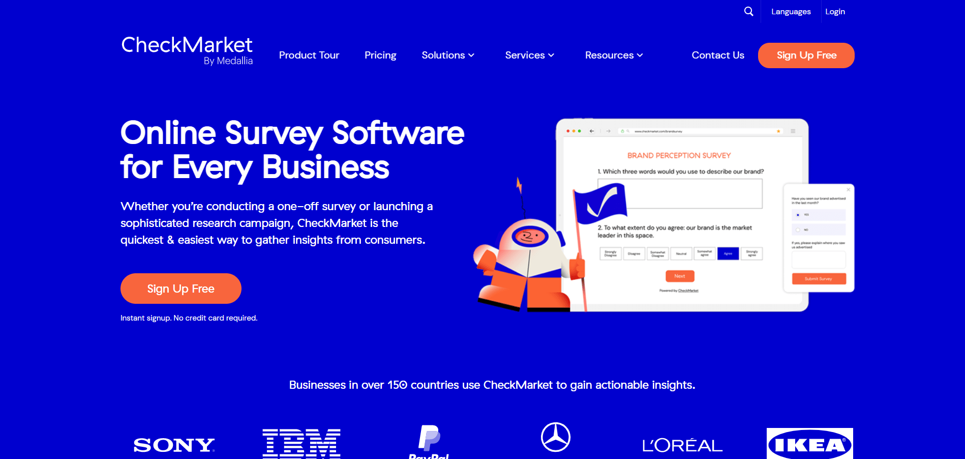 Survey software