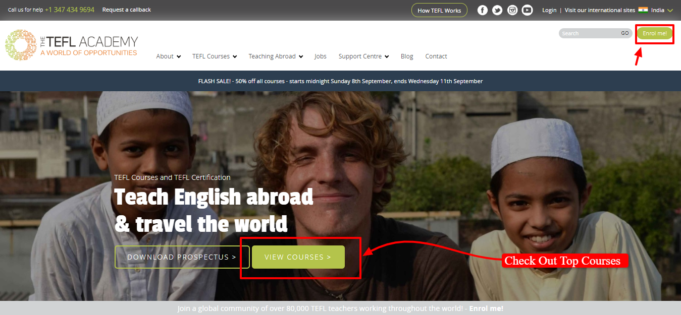 TEFL Academy Review - Teach English As A Foreign Language