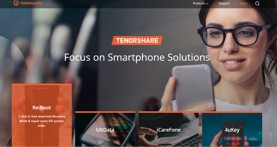 Tenoreshare Review- Reliable Recovery Platform