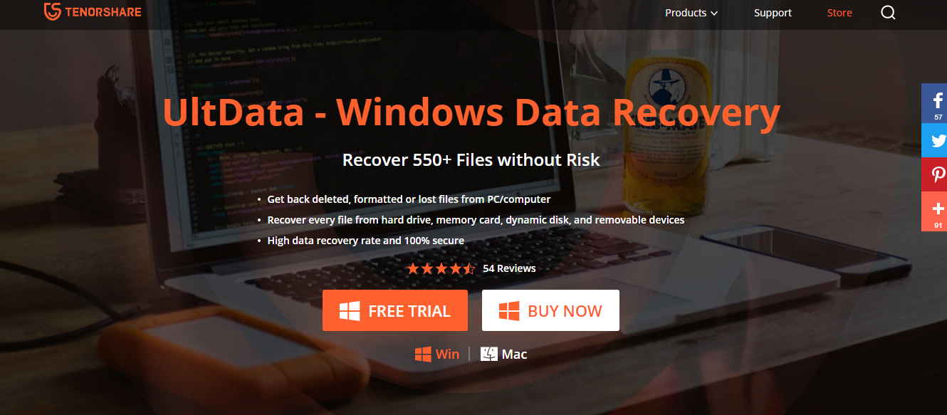 UltData- iPhone Data Recovery tool Review With Discount Coupon - UltData