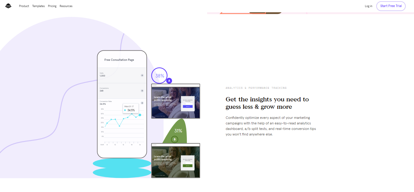 Leadpages - grow more