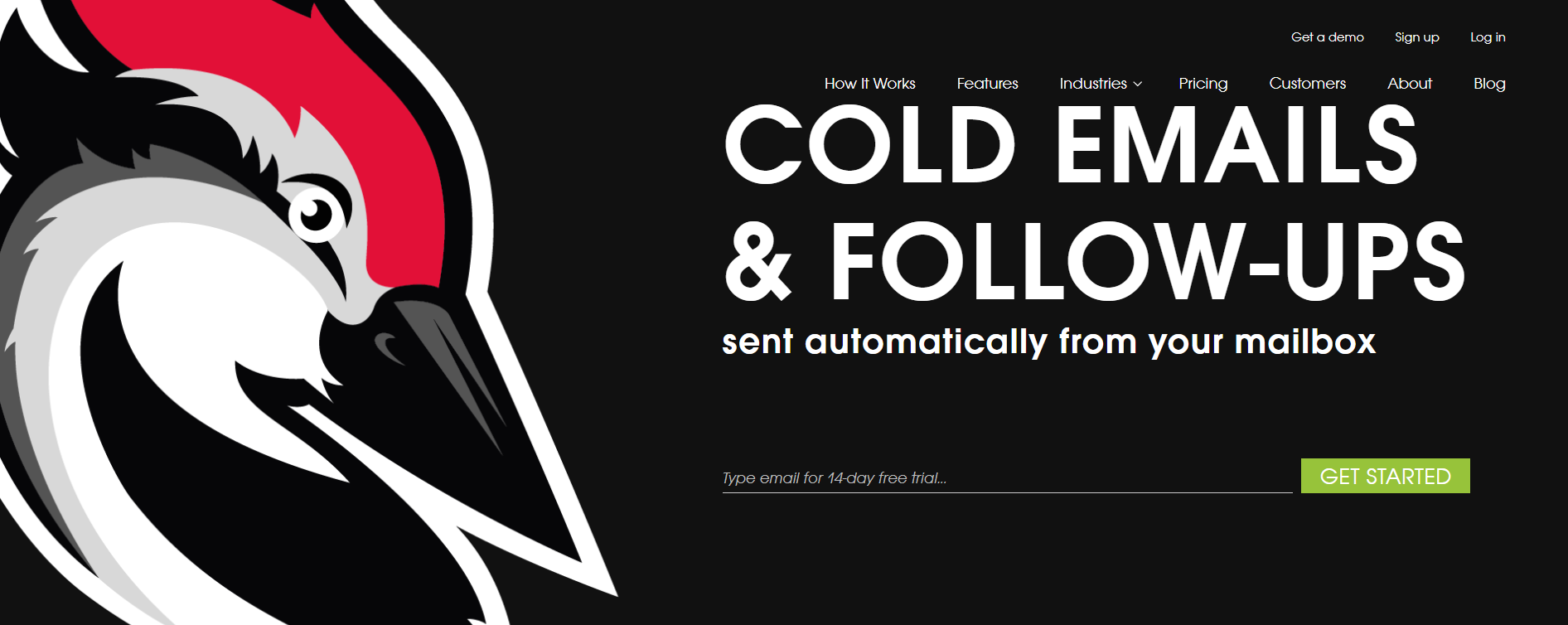 Woodpecker co - Cold Emails & Follow-ups