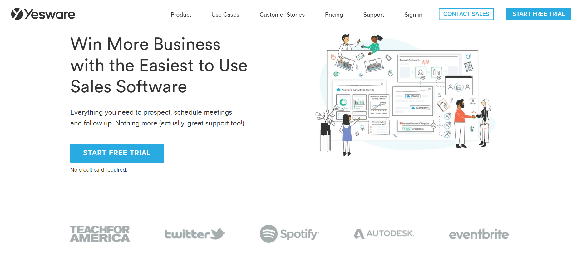 Yesware - Easiest Way to Use Sales Software