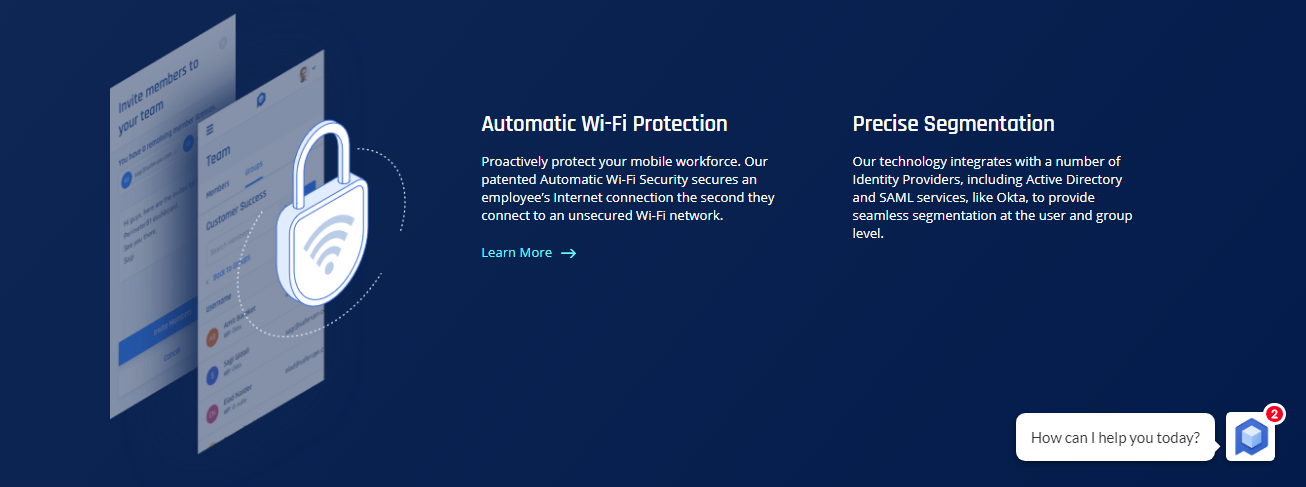 周界81评论-自动WiFi保护