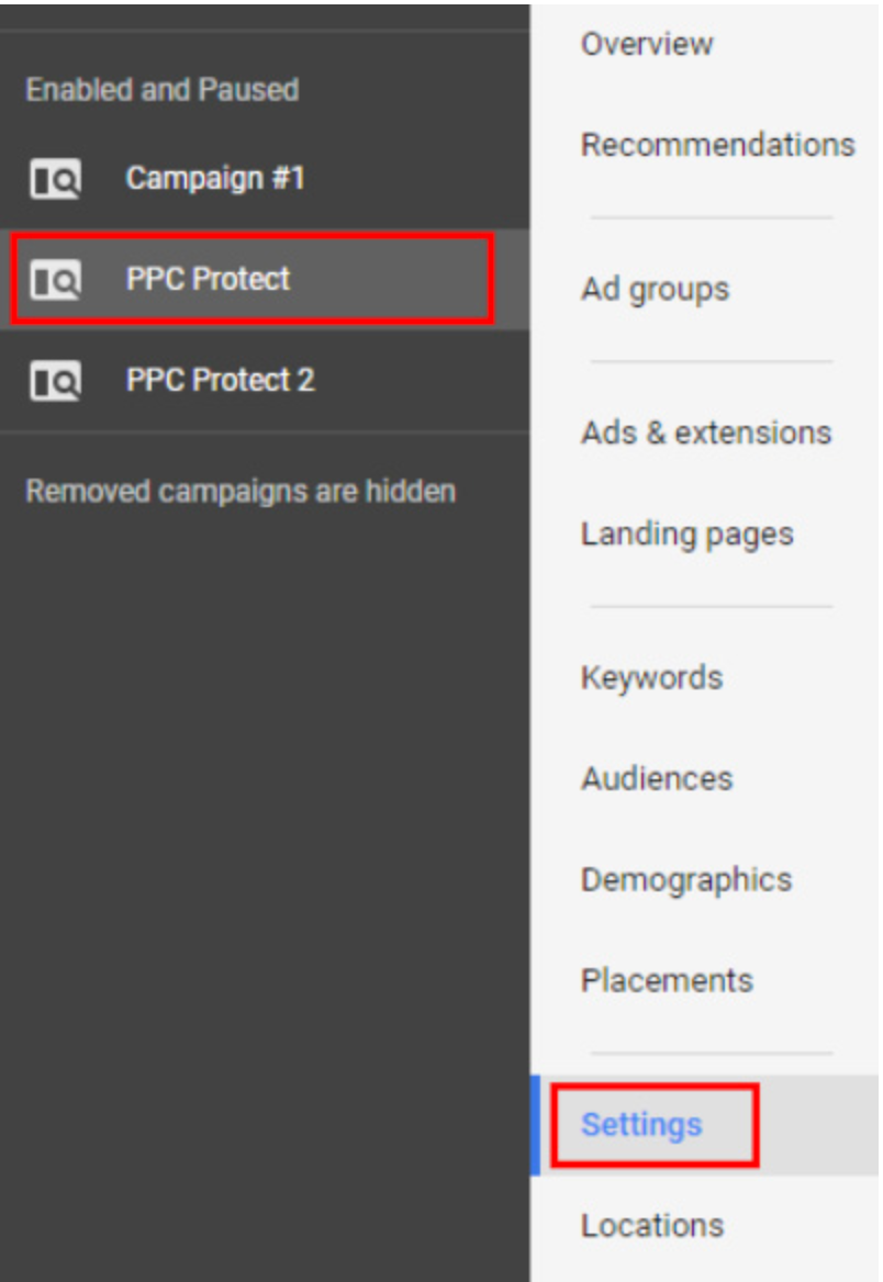 Block IP- PPC Protect Review