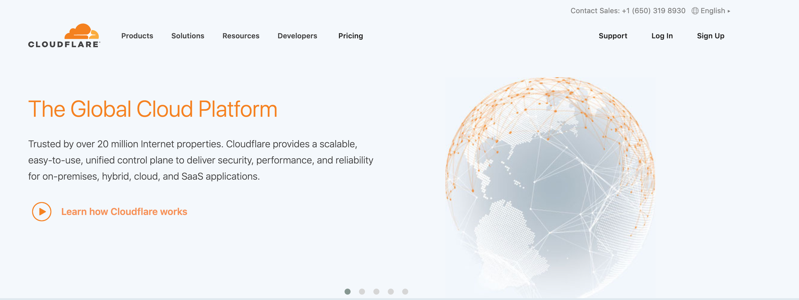 Cloudflare - CDN
