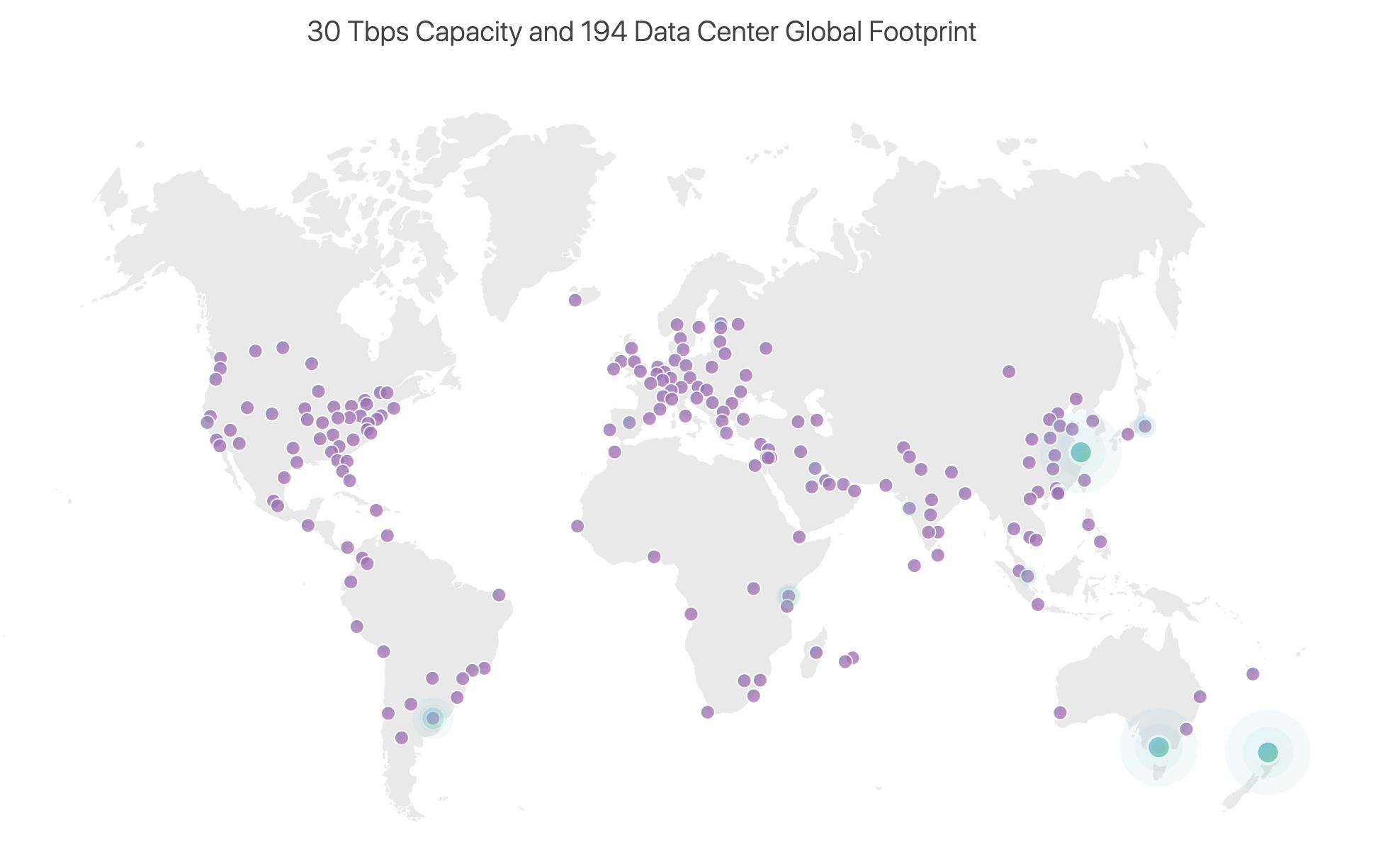Clouflare Datacenters