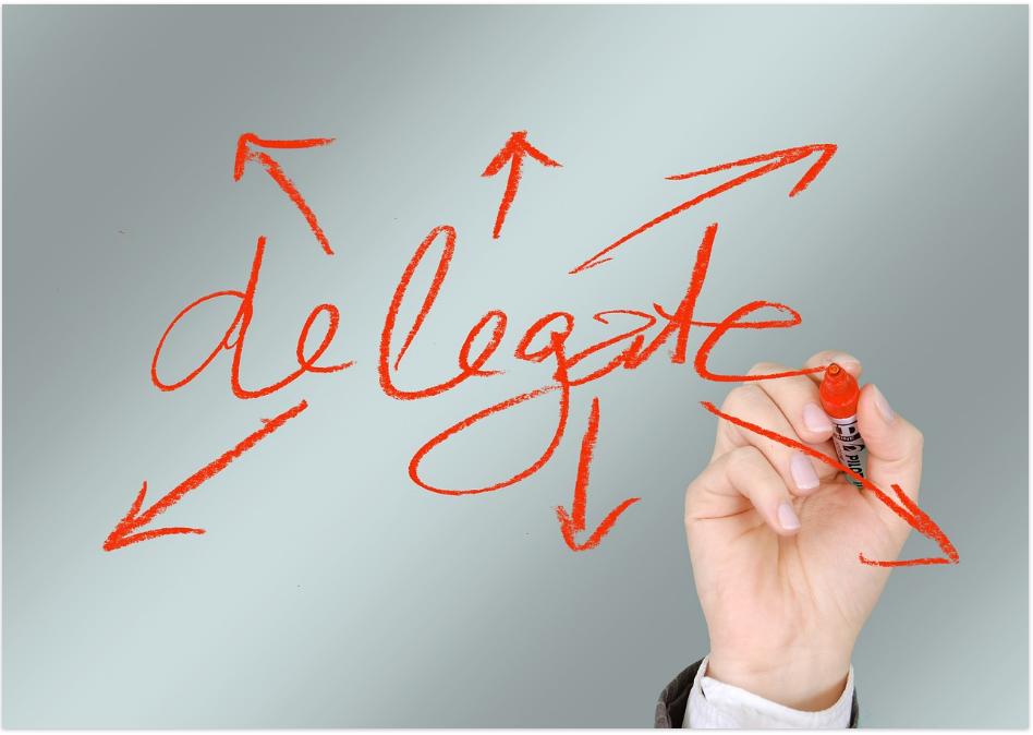 Productivity Techniques for Bloggers- Delegate