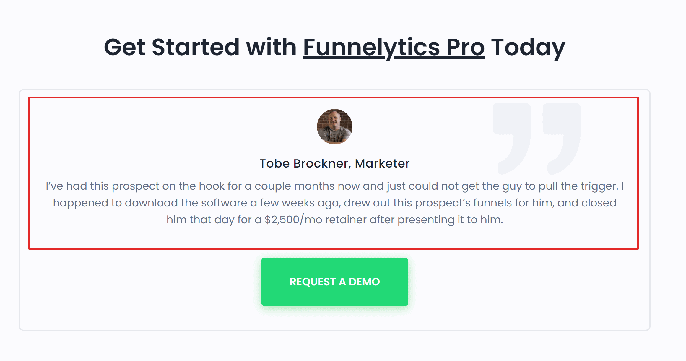 Funnelytics Pro Review