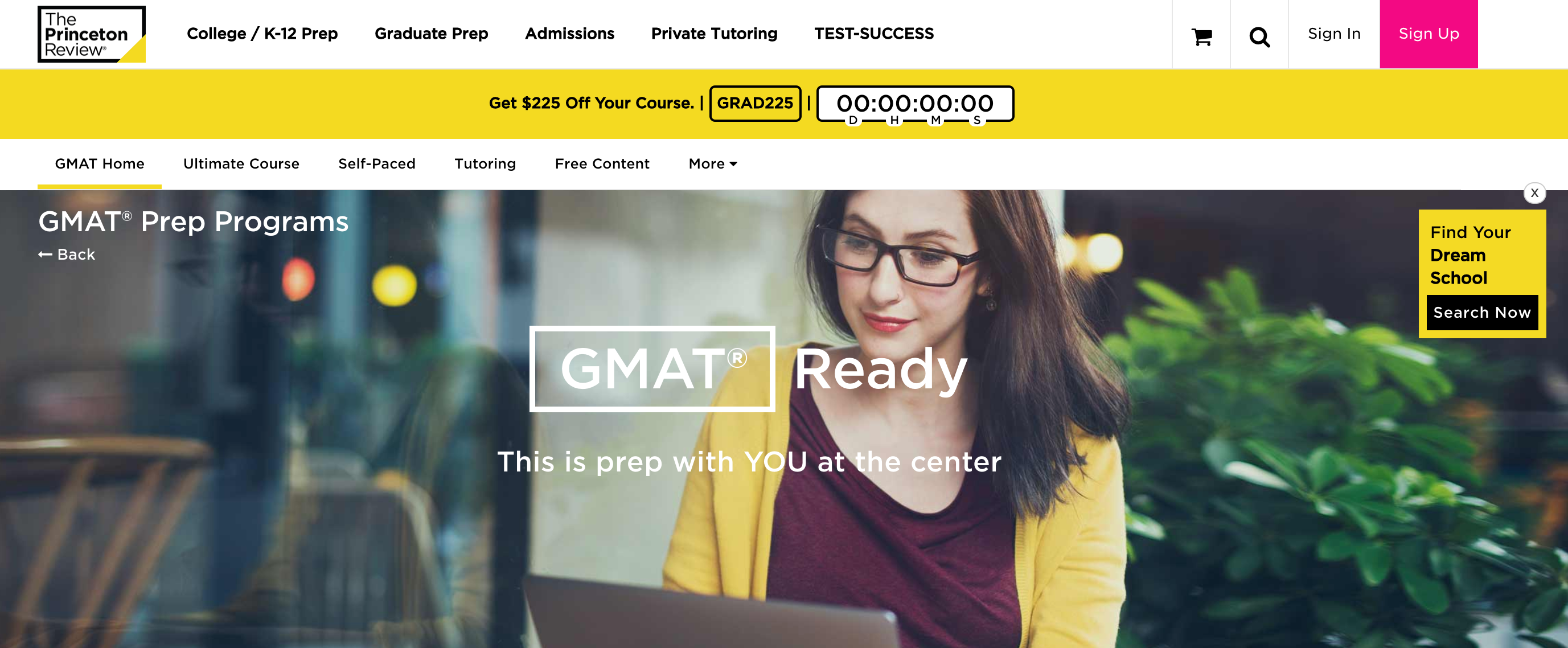 GMAT Test Prep- The Princeton Review