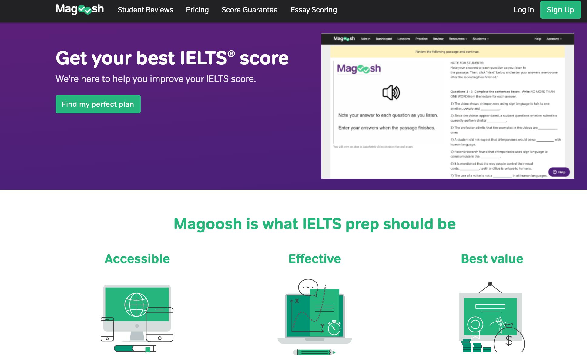 IELTS Prep-