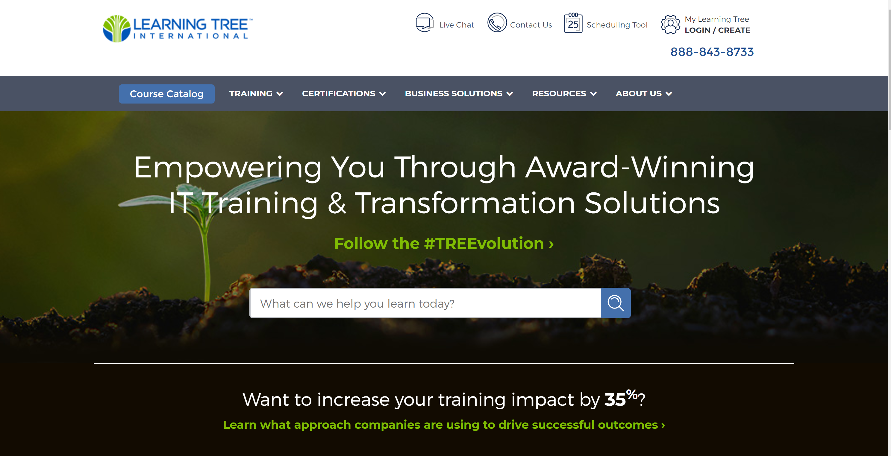 Learning Tree International scrum courses