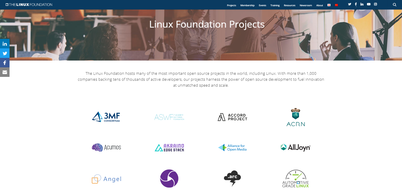 Linux Foundation Review – The Linux Foundation