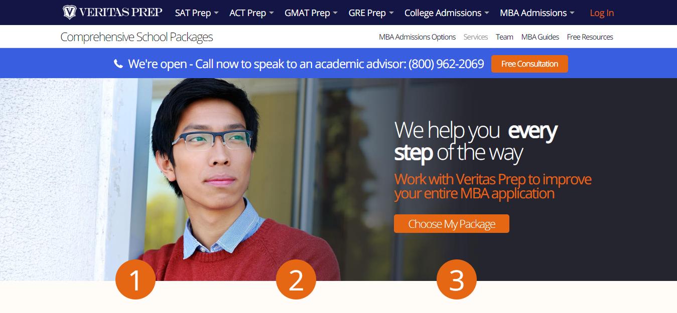 veritas prepReview - MBA Course