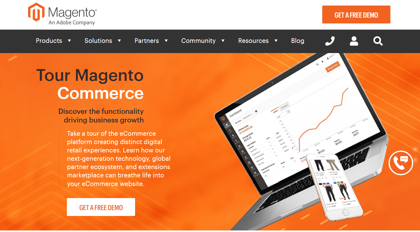 Top Reasons For Starting an Ecommerce Store With Magento- Magento