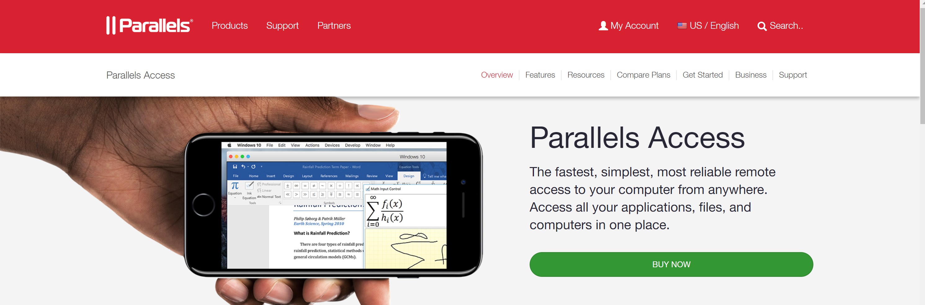 Parallels access review
