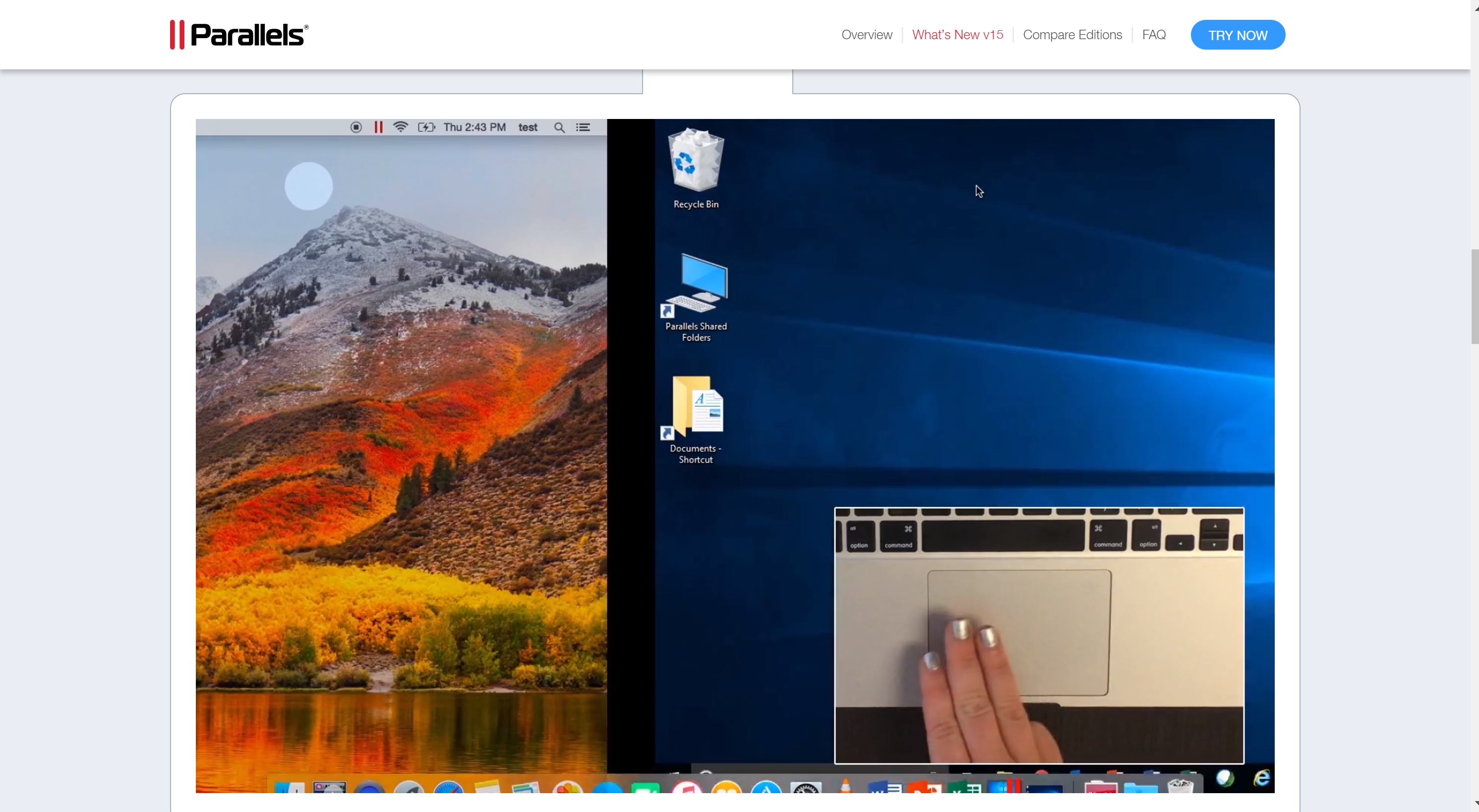 Parallels desktop mac pros and cons
