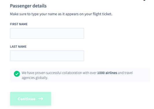 AirHelp Affiliate Program Review - Add Additional Details