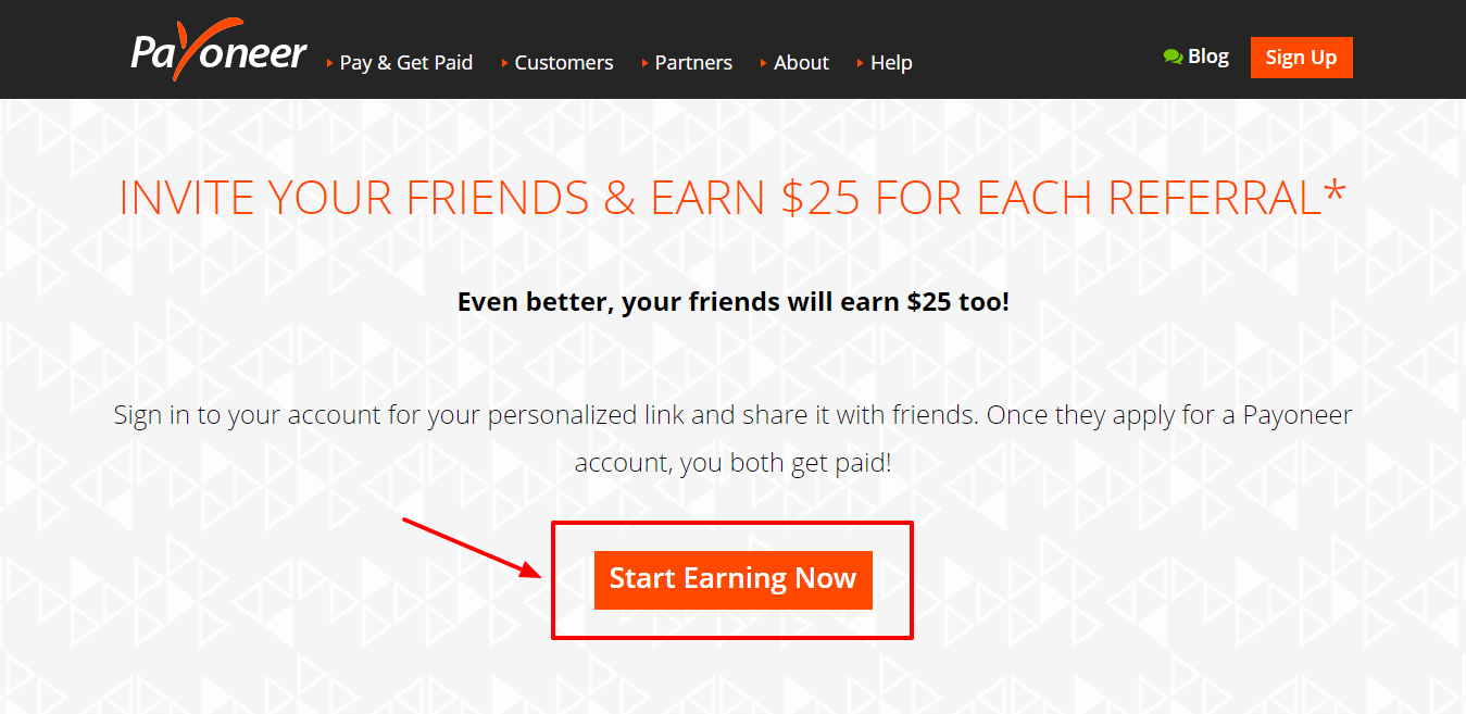 Payoneer Vs TransferWise - Refer A Friend