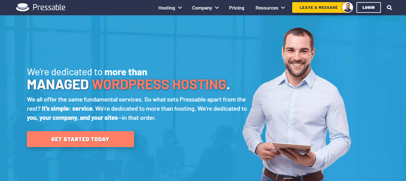 Pressable vs BlueHost vs SiteGround Comparison Review - Pressble