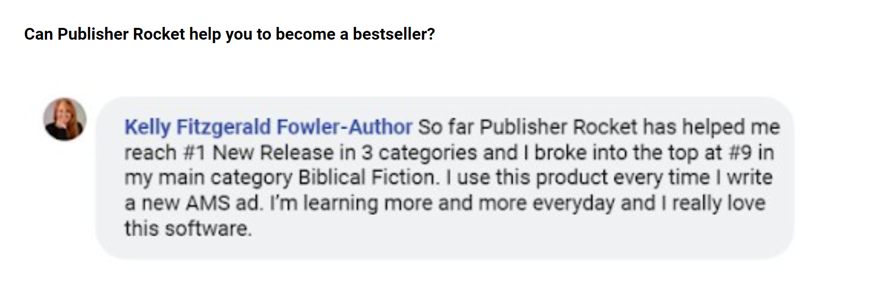 Publisher Rocket KDP Rocket review Online
