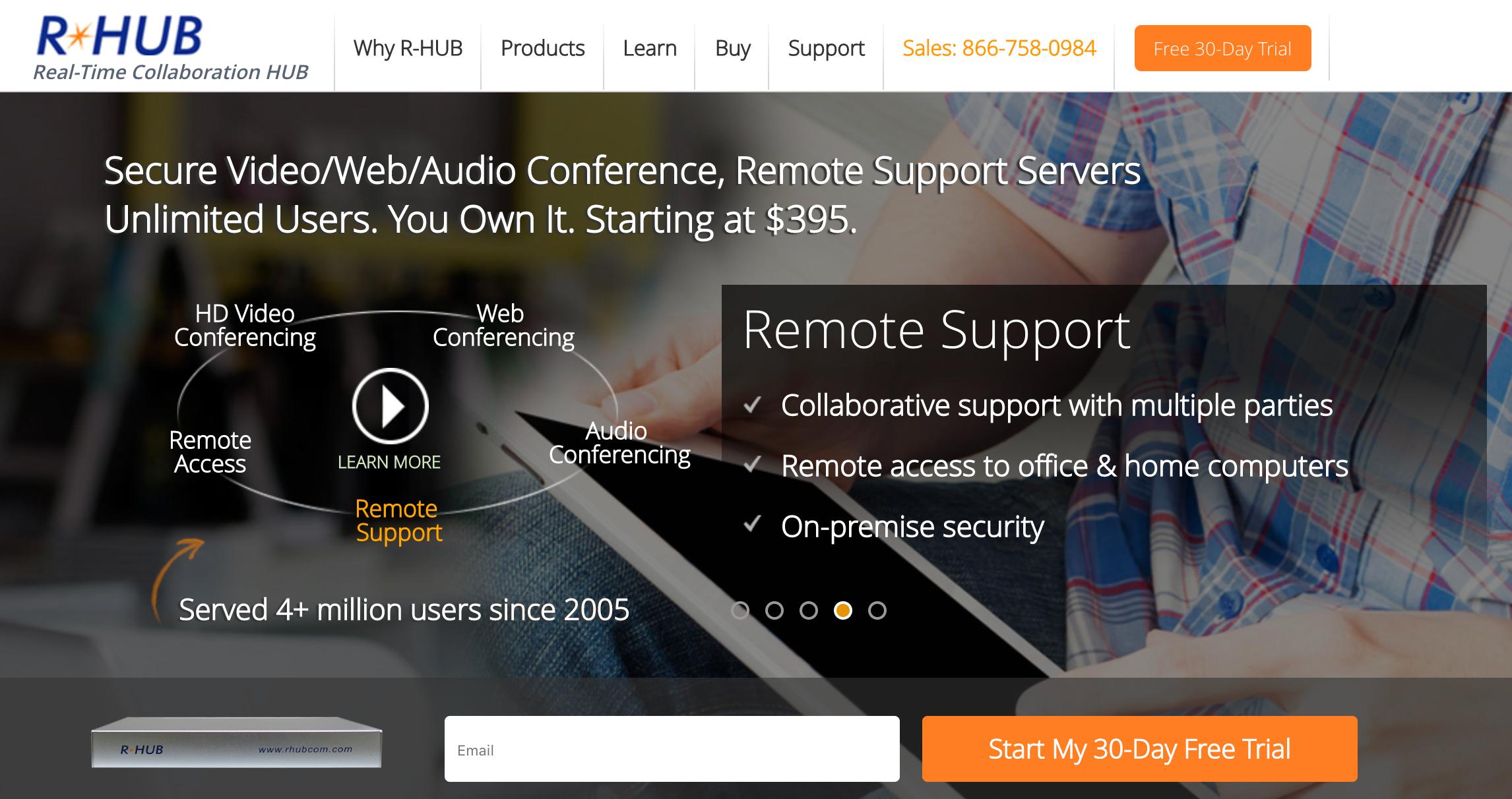 RHUB- Video Conferencing