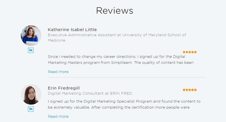 Simplilearn Review - Digital Review
