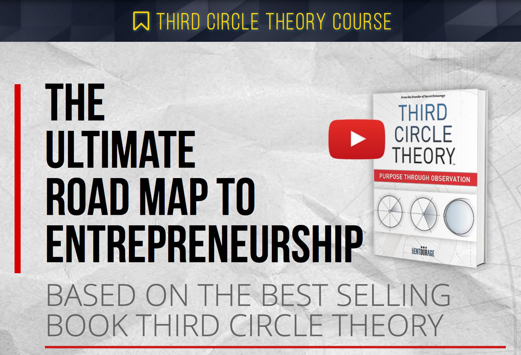 Third Circle Theory Course – Secret Entourage Academy