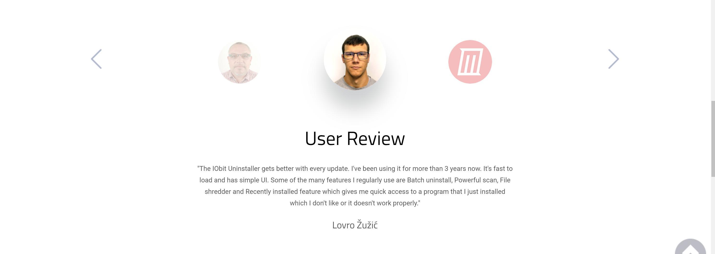 Unistaller pro customer reviews