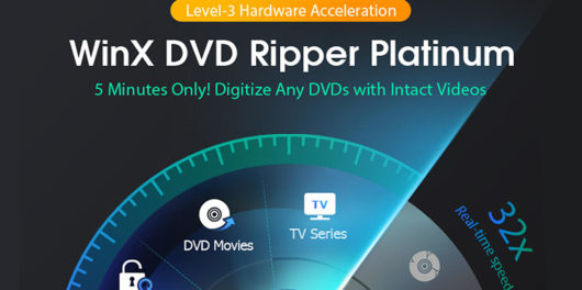 WinX DVD ripper review