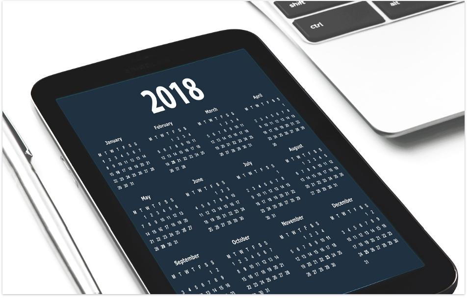 Productivity Techniques for Bloggers- Editorial Calendar