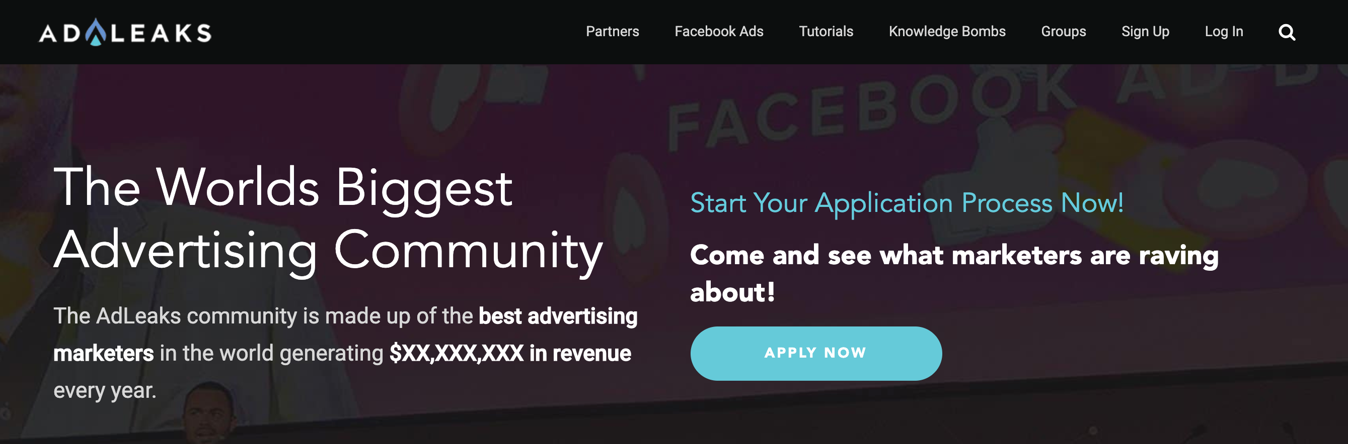 AdLeaks- A Reliable Marketing & Advertising Community