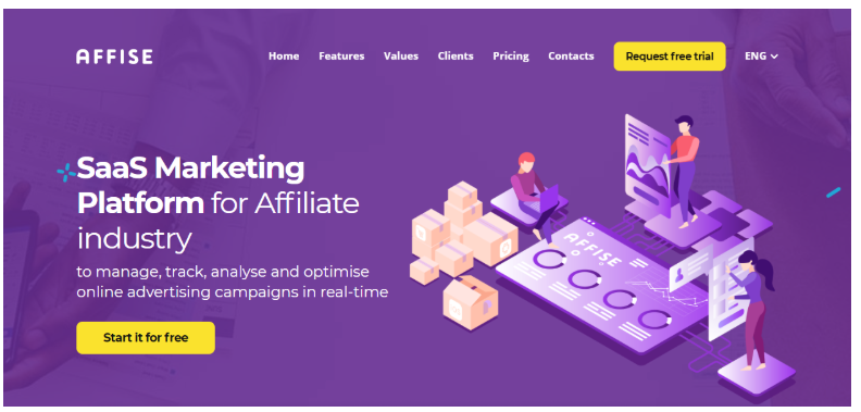 Affise Overview