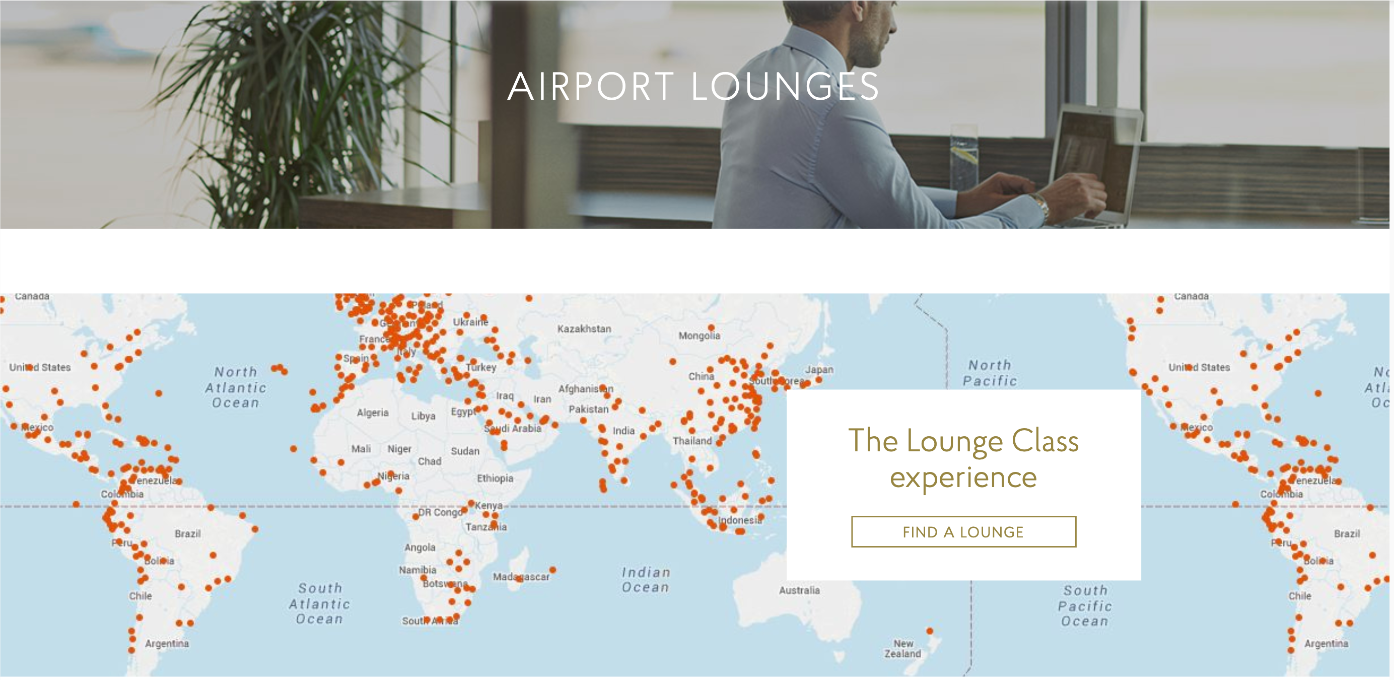 Airport Lounges - Over 1 200 Lounges Worldwide Priority Pass