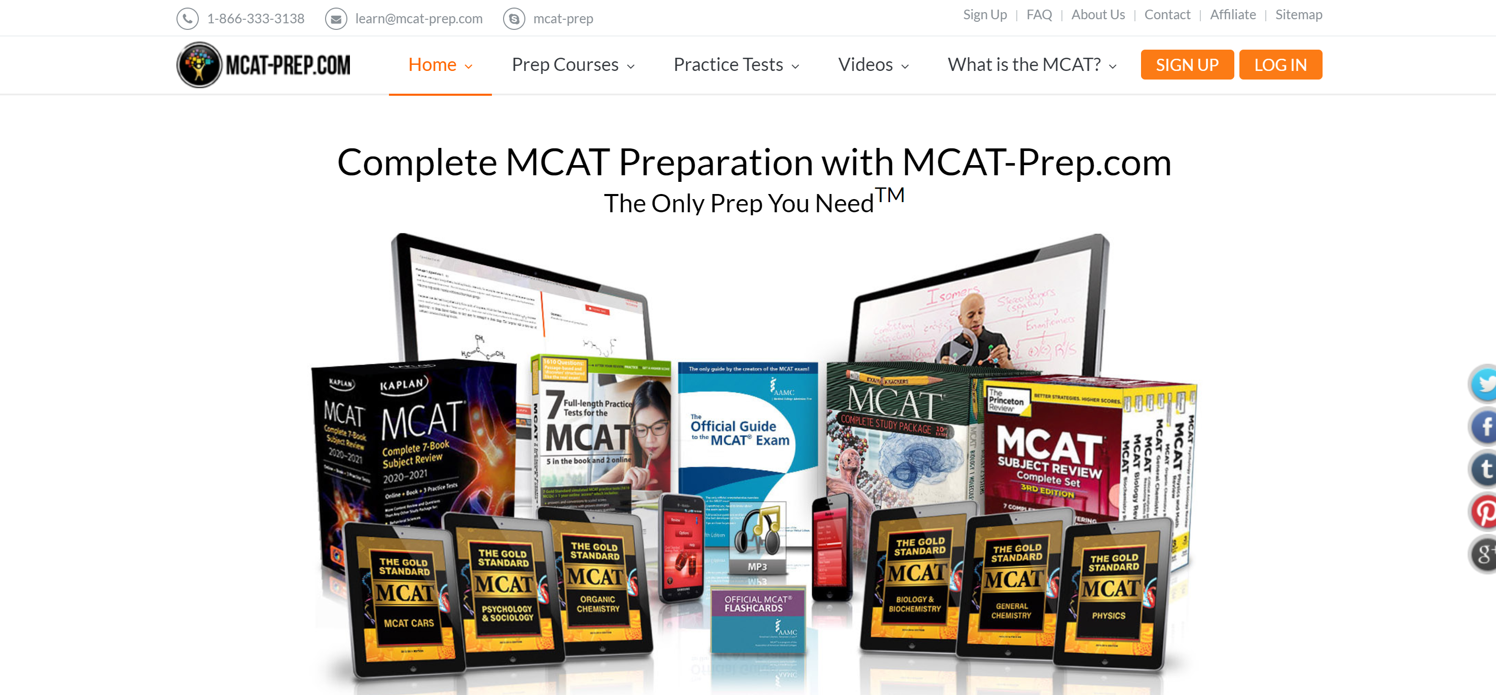 Best MCAT Certifications
