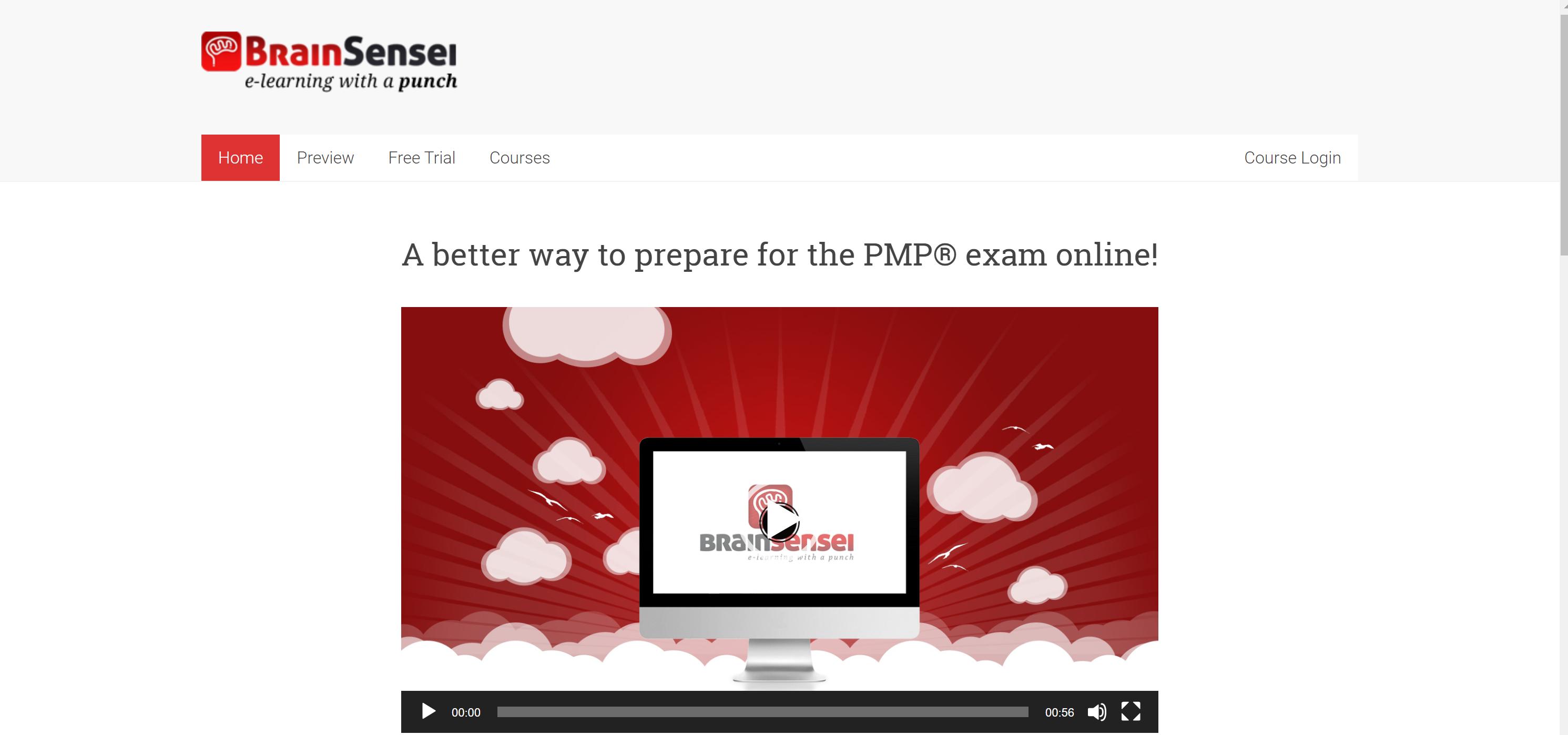 Brainsensei PMP courses